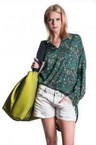 TORBA FIO SHOPPER- BIG LEMON